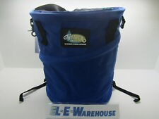 Weaver Leather Arborist Linemen Poly Collapsible Rope Bag - Holds 150Ft - Blue