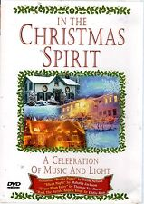 IN THE CHRISTMAS SPIRIT: A CELEBRATION OF MUSIC & LIGHTS DVD! HOLIDAY DISPLAYS!!