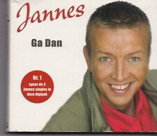 Jannes-Ga Dan box with 1 cd single