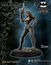 KNIGHT MODELS DC TALIA AL GHUL COMIC METAL NEW