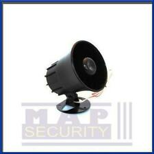 Dakota - Universal Wired Horn Siren Extra Loud 118Db Hailer - DAK-HR