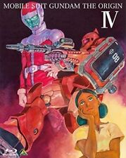 NEW! From Japan anime  Mobile Suit Gundam The Origin IV Blu-ray Booklet  F/S