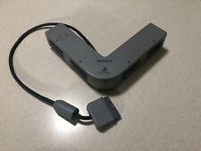 Original Genuine Sony PlayStation 1 PS1 PSOne Multitap Gray SCPH-1070