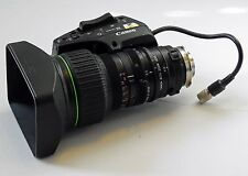 Canon YJ20X8.5B4 KRS SX12 20x B4 Internal Focus TV Zoom Lens