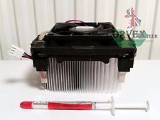 Genuine Delta AFB0712VHD Fan with Heatsink Socket 478/N