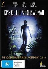 Kiss Of The Spider Woman DVD William Hurt Raul Julia Sonia Braga