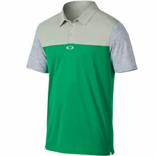Oakley Golf Mens Alignment Performance Wicking Tech Polo Shirt 38% OFF RRP