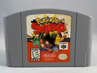 *Good* Pokemon Snap Nintendo 64 N64 Authentic