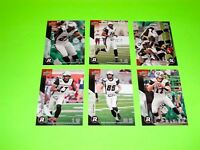 6 OTTAWA REDBLACKS UPPER DECK CFL FOOTBALL CARDS 55 60 61 62 63 132 #-3