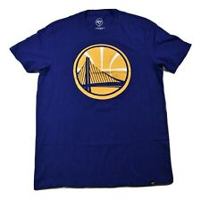 '47 Brand Mens NBA Golden State Warriors Basketball Shirt New M, L, XL, 2XL
