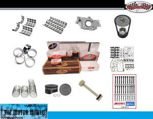 GMC Chevrolet 2005 - 2006 5.3 Engine Rebuild kit PLUS ARP Bolts L33 LM7 L59 LH6