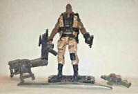 2009 Hasbro G.I. Joe Loose HEAVY DUTY v12 K-Mart Exclusive Joe vs Cobra Complete