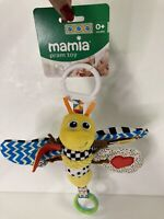 Mamia Activity Butterfly Pram Stroller/Car Seat Activity Toy Kids Fun Toy 0+