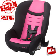 CAR SEAT BABY CONVERTIBLE Safety Booster Infant Toddler Travel Children Highback