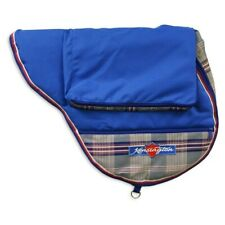 Kensington Roustabout Ap Saddle Carrier Bag-Patriot Plaid