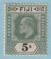 FIJI  68  MINT HINGED OG *  NO FAULTS VERY FINE !