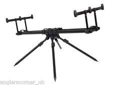 Fox Ranger MKII 3 Rod Pod Inc. Case & Buzz Bars / Fishing / CRP030