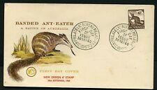 Australia 1960 6d Ant-Eater - Wcs Fdc