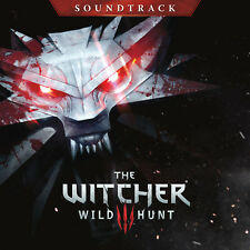 The Witcher III Wild Hunt- Bonus Soundtrack CD Projekt Red No Scratches NEW!