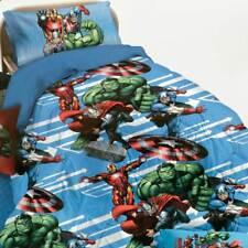 Trapunta Four Avengers Marvel in microfibra per letto Singolo una piazza R505