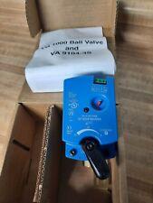 Johnson Controls Va9104 Aga 3s Floating Electric Ball Valve Actuator