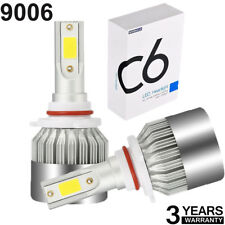 2X 9006 CREE LED Car Headlight Kit 7900LM 272W COB HB4 Hi/Lo BEMAS Bulb 6000K