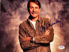 Jeff Foxworthy signed 8x10 photo Psa Coa Autographed