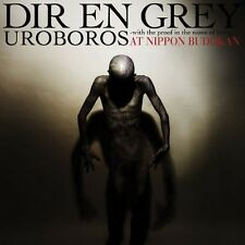Dir en Grey - Uroboros: With the Proof in the Name of Living [New CD] With DVD