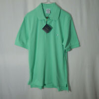 NWT Brooks Brothers Short Sleeve Performance Polo Shirt Size SMALL Mens Clothing