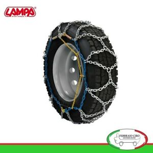 Snow Chains Truck Flex For Truck And Bus Tyres 11.2R24 - 16445