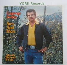 CONWAY TWITTY - Now & Then - Excellent Condition LP Record MCA MCF 2760