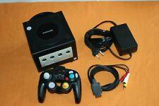 Nintendo Gamecube schwarz  inkl Controller Zubehör