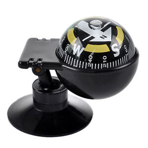 Vehicle Guide Floating Ball Magnetic Navigation Compass^  zw