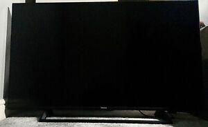 """Hisense 43A7300FTUK 43"""" 4K LED Smart TV - Black"""