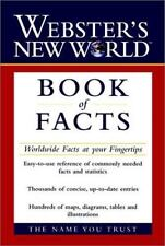 Webster's New World Book of Facts PB 1999