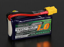 RC Turnigy nano-tech 1000mAh 4S 45~90C Lipo Pack