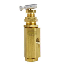 Air Compressor Unloader Control Pilot Valve 95 125 Psi Brass Unloader Valve
