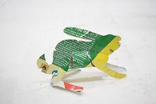 African Folk Art Toy Rabbit  Recycled Tin Can Rabbit Tanzania Vintage Toy Rabbit