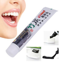 100g Whitening Oral Hygiene Bamboo Charcoal Toothpaste Teeth Care Accessory F7