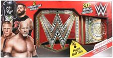 WWE Universal Championship Belt 2 Modes Motion Activated 20 Plus Sounds 6 & Up