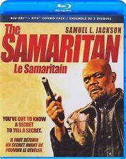 THE SAMARITAN (SAMUEL L. JACKSON) *NEW BLU-RAY + DVD*