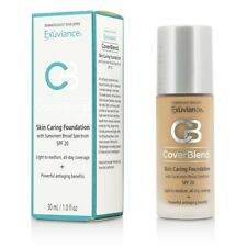 Exuviance CoverBlend Skin Caring Foundation Spf20 Honey Sand