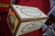 Reklamedose MEYER´S FREIBURGER BREZELN 20er Jahre XL