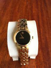 MOVADO 88.E4.1832 Gold Ladies Watch