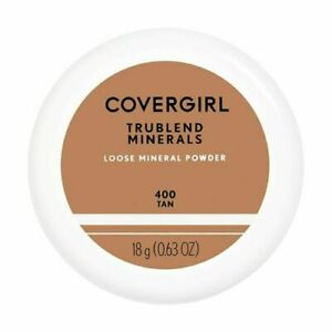 COVERGIRL TRUBLEND Loose Mineral Powder 400 Tan