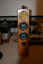 B&W 803D2 in light cherry- single speaker