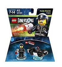 LEGO Dimensions Bad Cop Police Car LEGO Movie Fun Pack #71213 NEW FREE SHIPPING