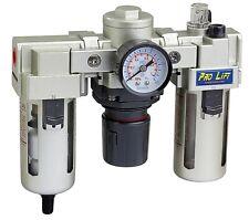 """1/4"""" Wartungseinheit Druckminderer Wasserabscheider Öler AR02J 02296"""