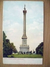 Postcard- GENERAL BROCK MONUMENT, Canada