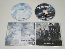 Defiance/SOUNDTRACK/ Bear Mccreary (SPARKS & Shadows 85886004090) 2xCD ALBUM
